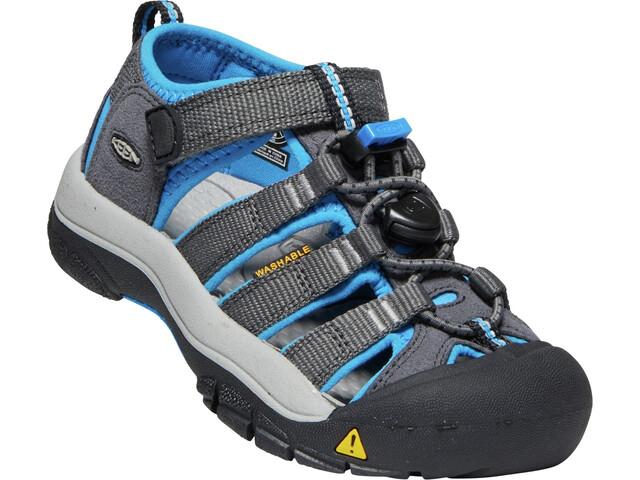 Keen Newport H2 Sandals Kids magnet/brilliant blue